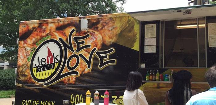 Jerk Food Truck Atlanta