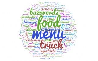 menu buzzwords