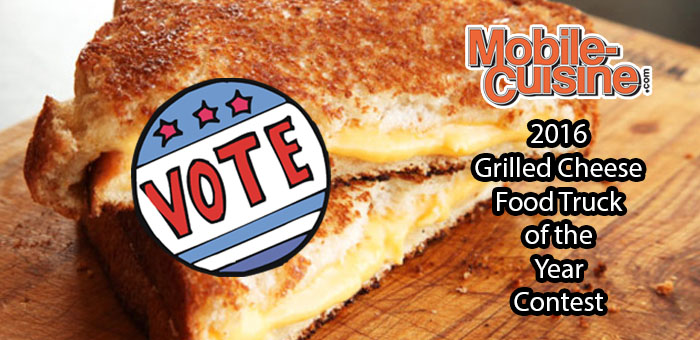 Miami Grilled Cheese Food Truck Menu