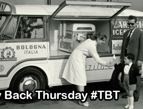 Bologna Gelato Truck | Food Truck Throw Back Thursday