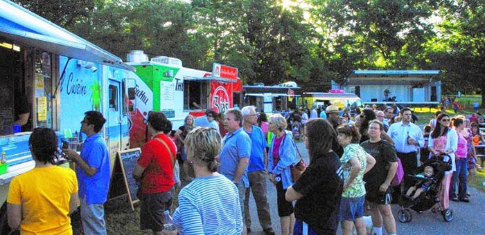 Plans Underway For St Louis Food Truck Park
