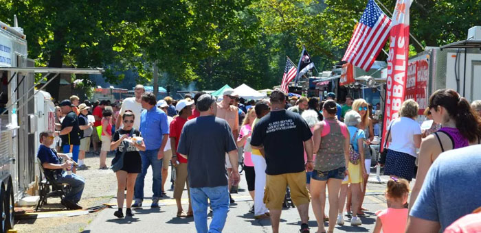 Springfield Il Food Truck Festival