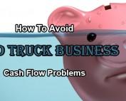 business cash flow problems