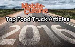 2016 food truck articles