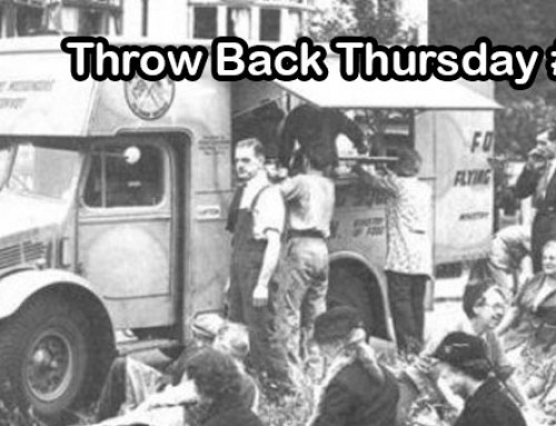 WWII Mobile Canteen | Food Truck Throw Back Thursday