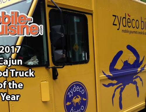 Zydeco Bistro: 2017 Cajun Food Truck Of The Year