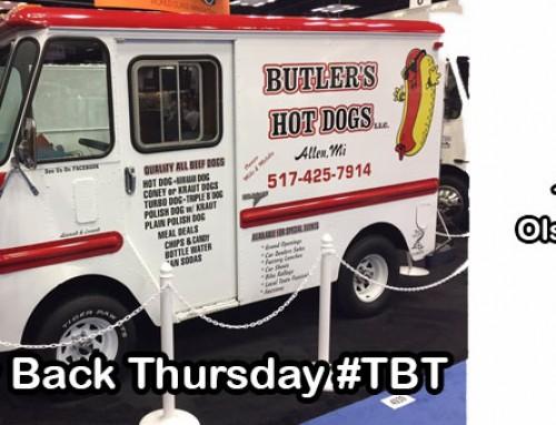 1969 Olsonette | Food Truck Throw Back Thursday
