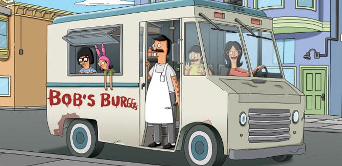 bob's burger food truck