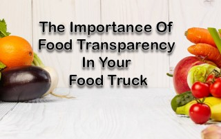food transparency