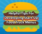 food truck menus