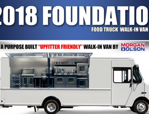 2015 food truck industry statistics show worth of 1 2b morgan olson unveils foundation food truck at 2017 work truck show