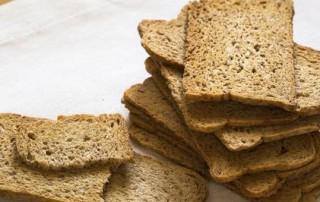 melba toast fun facts