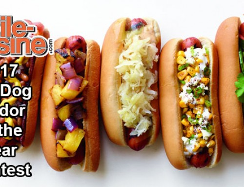 2017 Hot Dog Vendor Of The Year Contest
