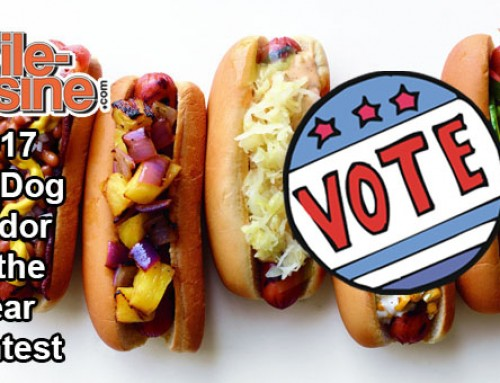 Vote Now: 2017 Hot Dog Vendor Of The Year