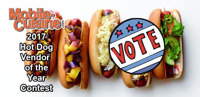 2017 Hot Dog Vendor Of The Year