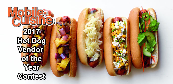 2017 Hot Dog Vendor