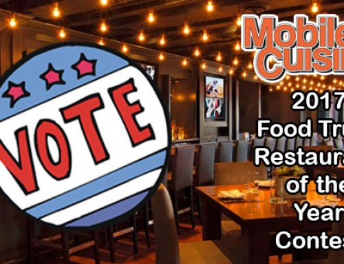 Vote Now: 2017 Food Truck Restaurant Of The Year