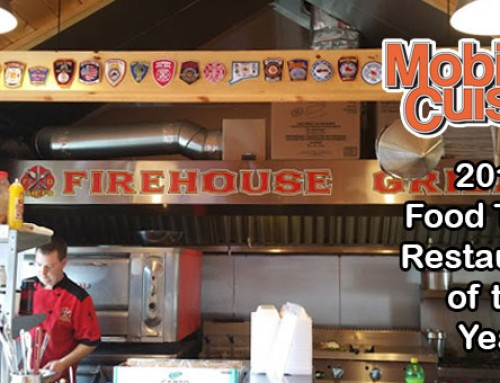 Firehouse Grill: 2017 Food Truck Restaurant Of The Year