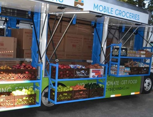 Oakland Group Goes Mobile To Help Feed The Elderly