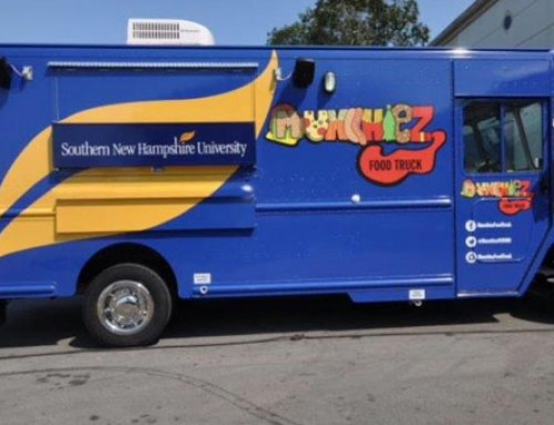 New Hampshire Students Use Food Truck To Serve Families In Need