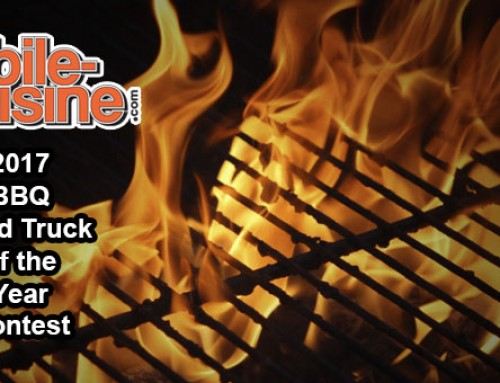 2017 Food Truck BBQ Of The Year Contest