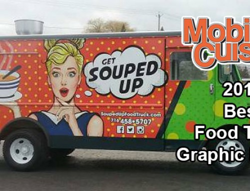 Souped Up: 2017 Best Food Truck Graphic Design