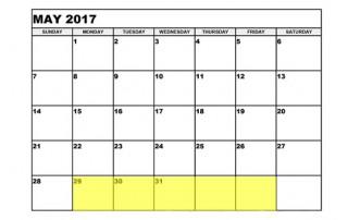 May 29-1 2017