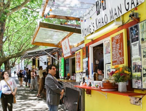 Another Portland Food Cart Pod In Danger Of Closing