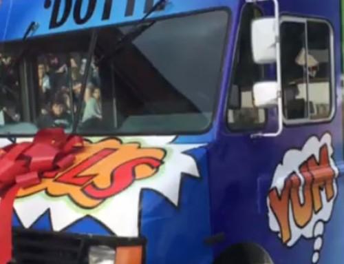 Kansas City 7th Grader Designs Summer Food Program Food Truck