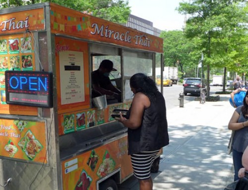 NYPD Sued By Food Cart Vendors In Class Action Lawsuit