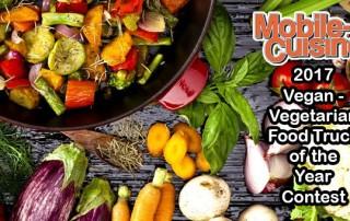 2017 Vegan Vegetarian Food Truck Of The Year