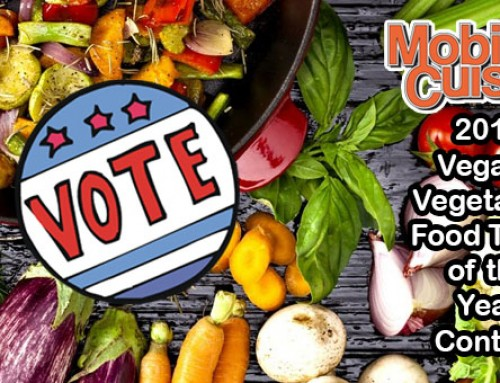 Vote Now! 2017 Vegan Vegetarian Food Truck Of The Year