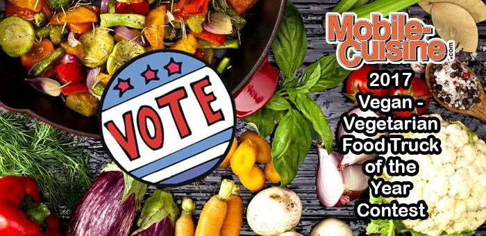 2017 Vegan Vegetarian Food Truck