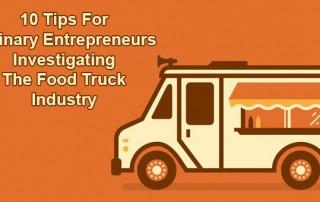 Culinary Entrepreneurs