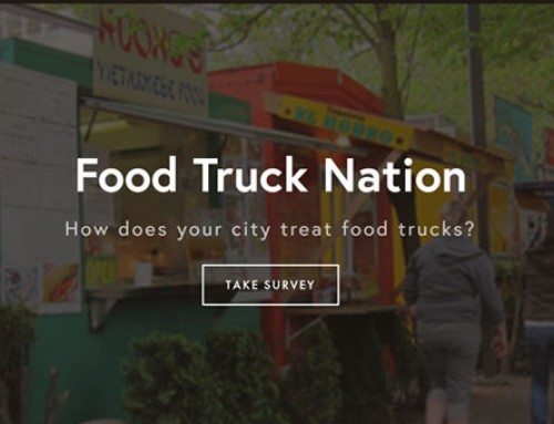 US Chamber Foundation Conducting Survey On Mobile Food Industry