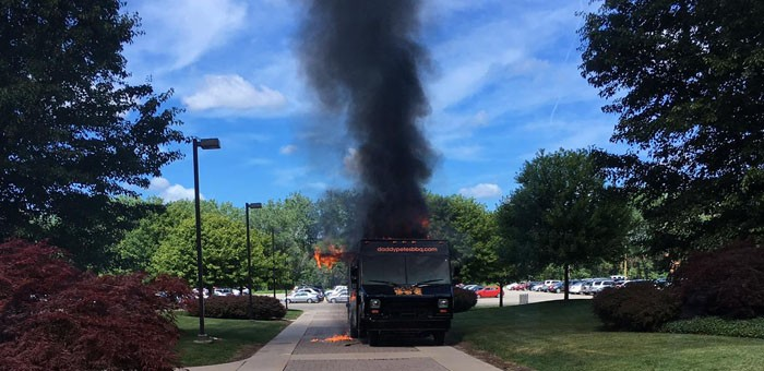 grand rapids food truck fire