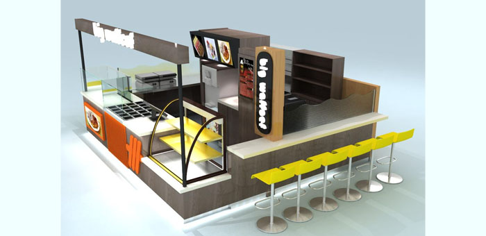 Is A Mall Kiosk In Your Food Truck Growth Plan Mobile Cuisine