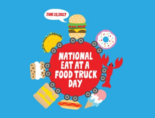 National Eat At A Food Truck Day Is Tomorrow