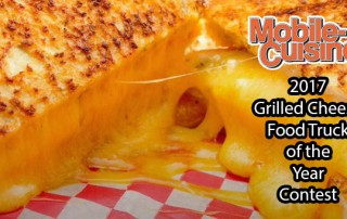 2017 Grilled Cheese Food Truck Of The Year