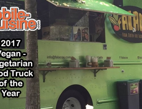 Falacos: 2017 Vegan Vegetarian Food Truck Of The Year