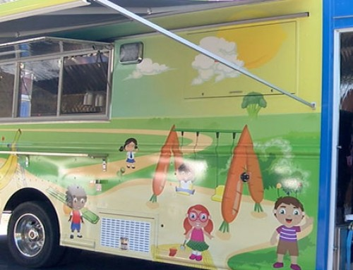 Ohio School District Uses Food Truck To Provide Healthy Meals