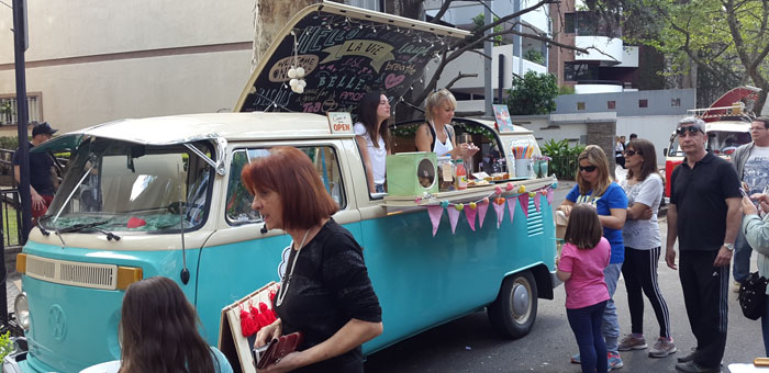 mobile food vehicles