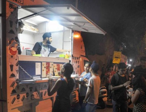 Food Truck Park To Open In Mumbai India