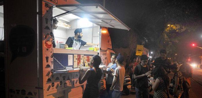 mumbai food truck park