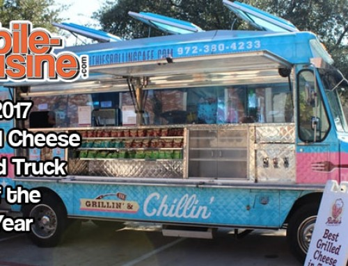 Ruthie's Rolling Cafe: 2017 Grilled Cheese Truck Of The Year