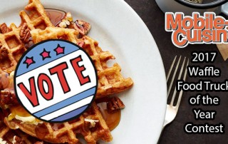 2017 Waffle Food Truck of the Year