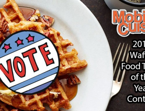 Vote Now! 2017 Waffle Food Truck Of The Year