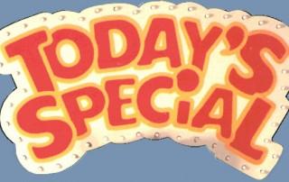 daily menu specials