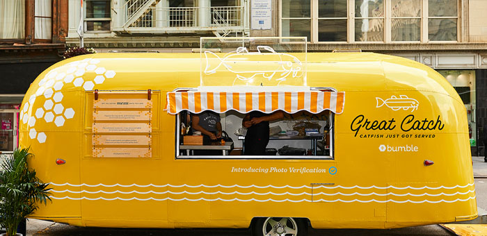 bumble food truck