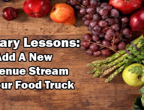 Culinary Lessons: Add A New Revenue Stream To Your Food Truck